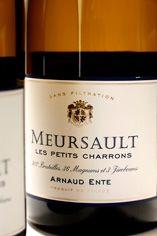 2012 Meursault, Les Petits Charrons, Domaine Arnaud Ente