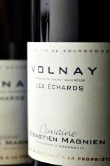 2012 Volnay, Les Echards, Domaine Sébastien Magnien