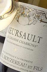 2012 Meursault, Les Grands Charrons, Domaine Michel Bouzereau,