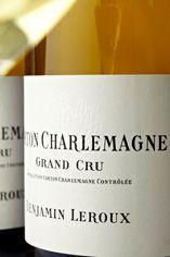 2012 Corton-Charlemagne, Grand Cru, Benjamin Leroux