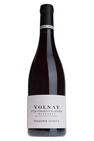 2012 Volnay, Clos de la Cave des Ducs, 1er Cru, Benjamin Leroux