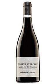 2012 Gevrey-Chambertin, Champeaux, 1er Cru, Benjamin Leroux