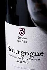 2012 Bourgogne Rouge, Domaine de Croix