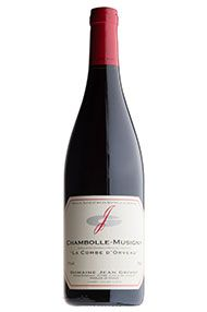 2012 Chambolle-Musigny, La Combe d'Orveau, Domaine Jean Grivot