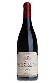 2012 Nuits-St Georges, Les Boudots, 1er Cru, Domaine Jean Grivot