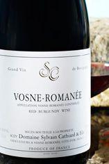 2012 Vosne-Romanée, Domaine Sylvain Cathiard