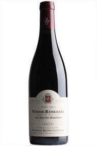 2012 Vosne-Romanée, Les Hautes Maizières Domaine Bruno Clavelier