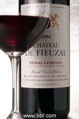 2000 Ch. de Fieuzal, Pessac-Léognan