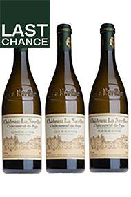 2012 Châteauneuf-du-Pape Blanc, Clos des Beauvenir, Ch. La Nerthe (3x150cl)