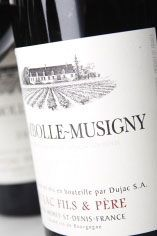 2012 Chambolle-Musigny, Dujac Fils et Père