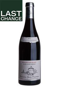 2012 Marsannay Rouge, Cuvée St Urbain, Domaine Jean Fournier