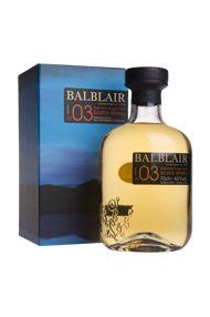 2003 Balblair, Highlands, Single Malt Whisky, 46%