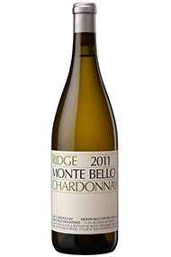 2011 Ridge Monte Bello Chardonnay, Santa Cruz Mountains, California
