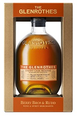 The Glenrothes, Sherry Cask Reserve Speyside, Single Malt Whisky (40%)