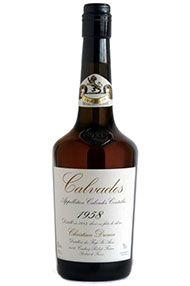 1958 Domaine Christian Drouin, Coeur de Lion, Calvados, 42%