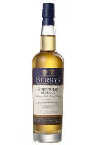 Berrys' Own Selection Speyside, Reserve, Batch 4, 46.0%