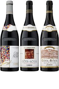 2010 Guigal Assortment Case (1Btl each Turque,Landonne,Mouline)