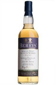 2000 Berrys' Glen Spey, Speyside, Single Malt Whisky (46%)