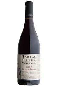 2012 Tablas Creek Vineyard, Côtes de Tablas Red, Paso Robles, California