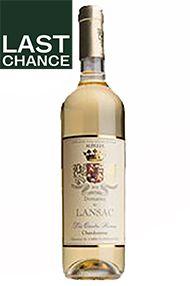 2013 Domaine de Lansac, Chardonnay, Alpilles