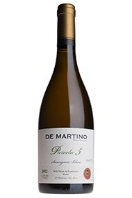 2012 De Martino Parcela 5 Single Vineyard Sauvignon Blanc
