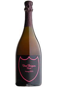 2002 Champagne Moët et Chandon, Dom Pérignon Rosé, Luminous Labels