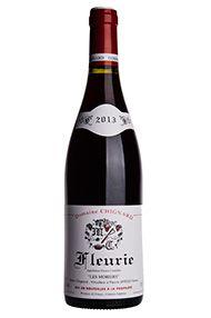 2013 Fleurie, Les Moriers, Domaine Cedric Chignard