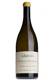 2013 Pouilly-Vinzelles, Les Quarts, Dom. de la Soufrandière, Bret Bros