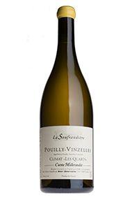 2013 Pouilly-Vinzelles, Quarts, Cuvée Millerandée, Soufrandière Bret Bros
