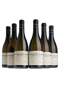 2013 Pouilly-Fuisse Assortment Case of 6 Bret Bros