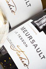 2007 Meursault, Le Tesson, Jean-Philippe Fichet