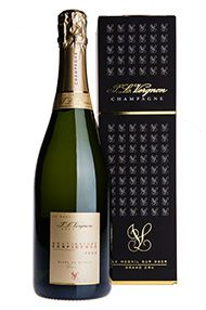 2008 Champagne J.L. Vergnon, Confidence, Blanc de Blancs, Brut Nature