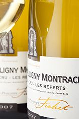 2007 Puligny-Montrachet, Referts, 1er Cru, Jean-Philippe Fichet