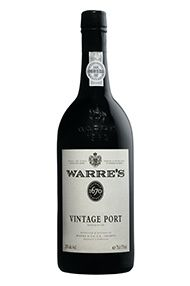 1963 Warre's Vintage Port