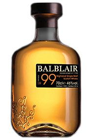 1999 Balblair, Highlands, Single Malt Scotch Whisky(46.0%)