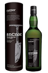 AnCnoc Cutter, Knockdhu Distillery, Highlands, Single Malt Whisky, 46%