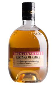 The Glenrothes, Vintage Reserve, Speyside, Single Malt Whisky, 40%