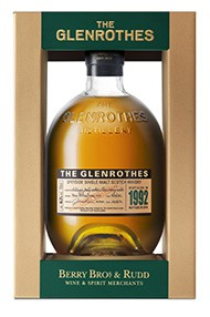 1992 The Glenrothes Second Edition, Speyside, Single Malt Whisky, 44.3%