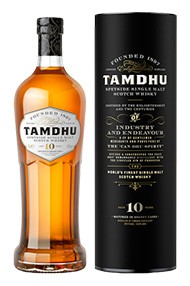 Tamdhu, 10-year-old, Speyside, Single Malt Scotch Whisky (40%)