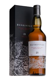 Benrinnes 21-year-old, Single Malt Whisky, Bottled 2014, (56.9%)