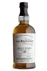 Balvenie 25-year-old, Speyside, Single Malt Whisky, (47.8%)