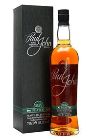Paul John, Peated Select Cask, India, Single Malt Whisky, 55.5%