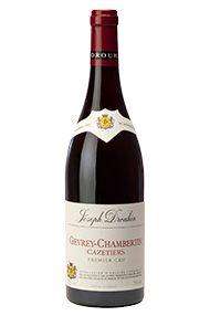 2013 Gevrey-Chambertin, Les Cazetiers, 1er Cru, Joseph Drouhin