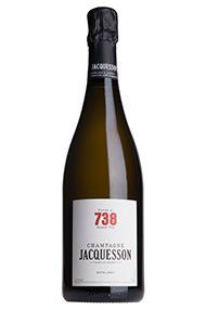 Champagne Jacquesson, Cuvée 738, Extra Brut