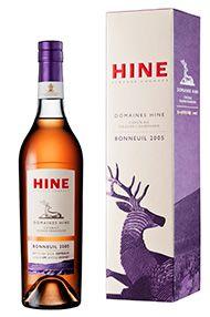 2005 Hine Bonneuil, Grande Champagne, Cognac (43%)