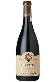 2012 Corton, Cuvée du Bourdon, Grand Cru Domaine Ponsot