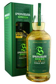 Springbank Green, 12-year-old, Organic, Single Malt Whisky, 46.0%