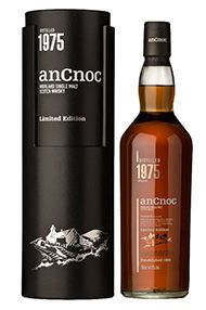 1975 AnCnoc, Knockdhu Distillery, Highlands, Single Malt Whisky 44.2%