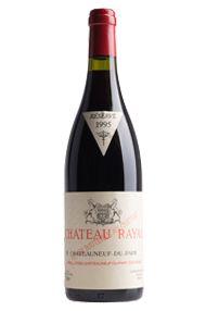 Château Rayas, Assortment Case 7, 4bts of each: 99,00,04