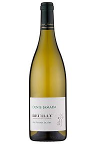 2014 Reuilly Blanc, Les Pierres Plates, Denis Jamain